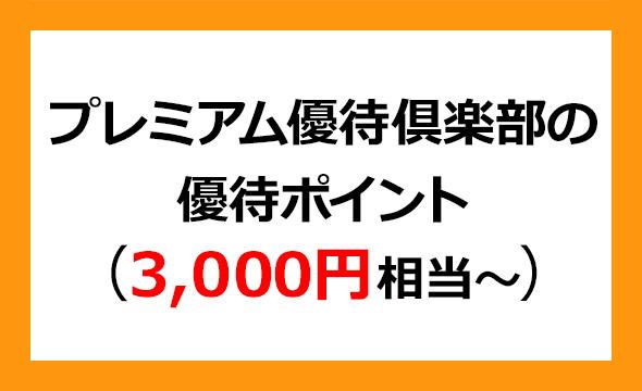 ヤマシナの株主優待