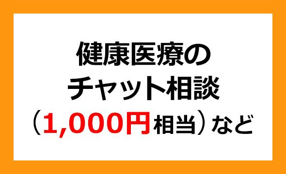 MRTの株主優待