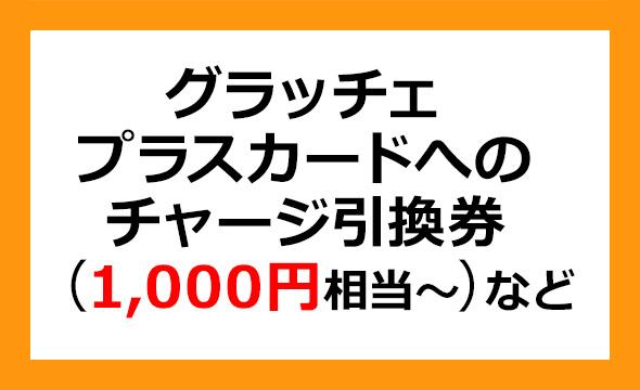 ヤマナカの株主優待