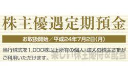 長野銀行の株主優待